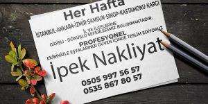 İstanbul'a, Ankara'ya, Samsun'a Eşyaları Gidecek-Gelecekler