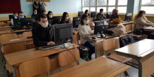 Halk Eğitimde 10 Parmak Klavye (Hızlı Yazı Yazma) Kursu Açıldı
