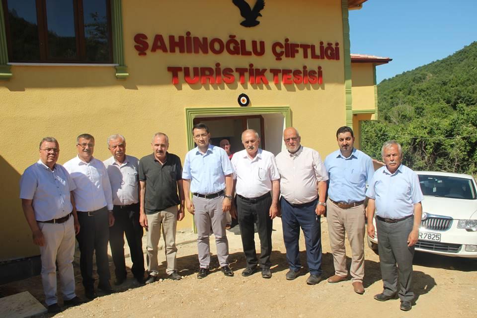 Saraydüzü'ne Muhteşem Bir Tesis Açılıyor
