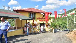 Şahinoğlu Çiftliği Turistik Tesisi Açıldı