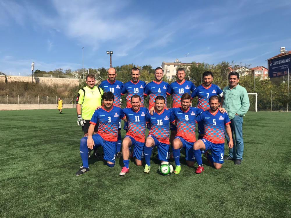 TMVFL Orta Karadeniz Liginde 3. Hafta Maçları Oynandı