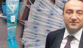 SİNDEF 100 bin maske dağıtıyor!