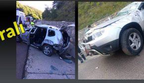 Sinop Boyabat Karayolunda Trafik Kazası. 5 Yaralı