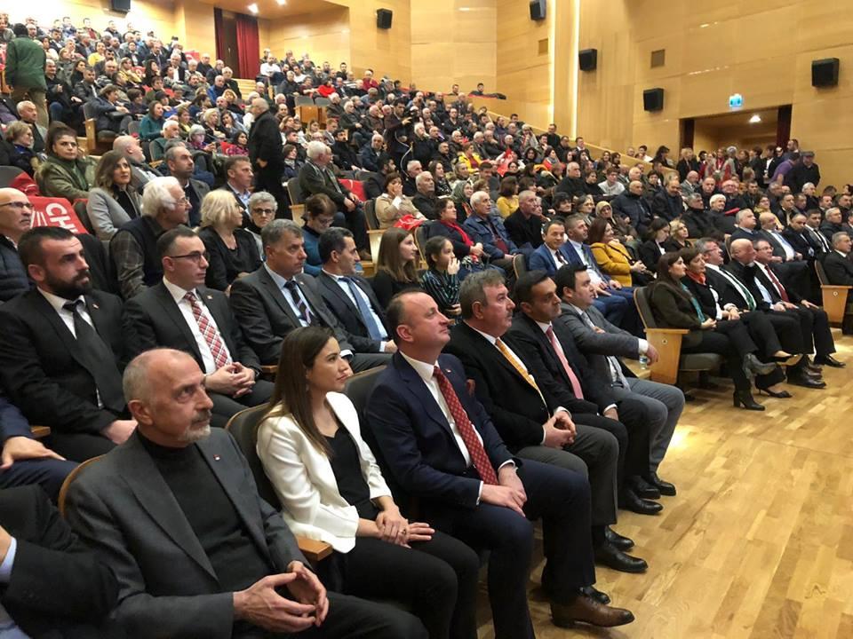 Barış Ayhan Projeleri Görücüye Çıkardı