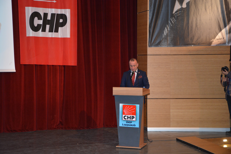 Cumhuriyet Halk Partisi Sinop Belediye Başkan