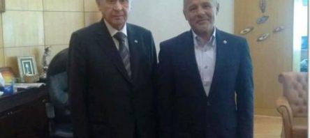 Bahçeli Sinop İl Başkanını 'da Ankara'ya Çağırdı