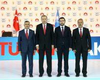 Erdoğan Sinop milletvekili adaylarını tanıttı