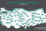 SİNOP'TA ARTIŞ OLMAYA BAŞLADI