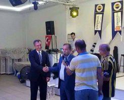 Sinop Fenerbahçeliler Derneği Organizasyonu Yapıldı