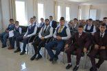 Sinop'ta Hafızlık tespit sınavı Yapıldı.