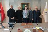 Sinop İYİ Parti listeleri teslim edildi