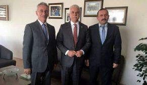 Sinop İYİ Parti İl Başkanı Ceyhun Demir Oldu