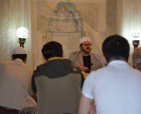 Alaaddin Cami'inde Tefsir ve Hadis  Dersleri Başladı