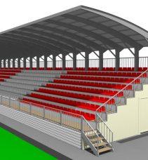 Sinop'a Yeni Bir Spor Yatırım Daha