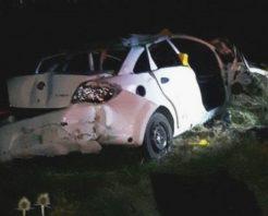 Boyabat- Kargı Yolunda Feci Trafik Kazası, 1 Ölü 3 Yaralı