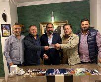 SİVASSPOR BAŞKANI Mecnun Otyakmaz'dan Boyabat 1868 Spor'a Destek.