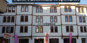 Sütçüoğlu Mobilya ve Beyaz Eşya Mağazası Yeni Yerinde