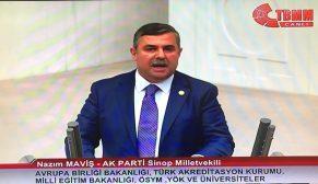 """Maviş """" Güçlü ve Büyük Türkiye için En Büyük Pay Eğitime Verildi"""""""