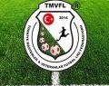 TMVFL Futbol Ligi Kura Çekimi Yapıldı