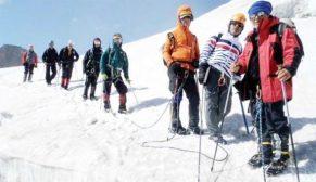 Tırmanışçılar Fethetti