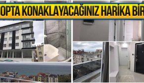 Sinop'ta Gönül Rahatlığıyla Kalınacak Apart