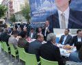 Türkeli'de 2 bin kişilik iftar sofrası