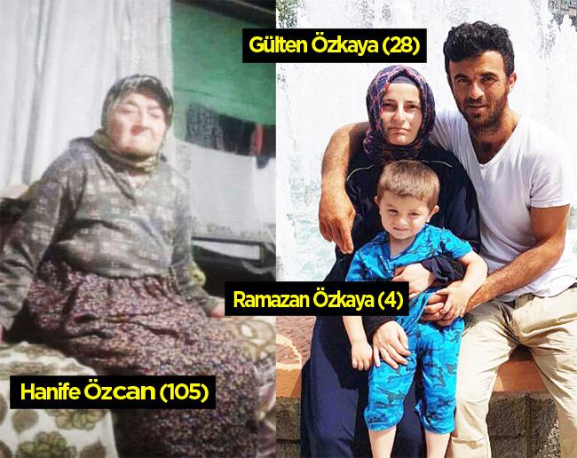 Sinop Valiliği tarafından, Türkeli ilçesine bağlı Yazıcı köyünde 1'i çocuk 3 kişinin feci şekilde ölümüne neden olan yangınla ilgili resmi açıklama yaptı.