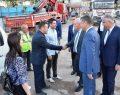 Vali Hasan İpek Boyabat Meydan Projesini İnceledi