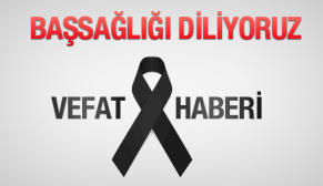 Vefat ve Başsağlığı