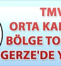 TMVFL ORTA KARADENİZ BÖLGE TOPLANTISI GERZE'DE YAPILACAK