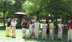 Kuran Kursu Öğrencileri Piknikte doyasıya eğlendi